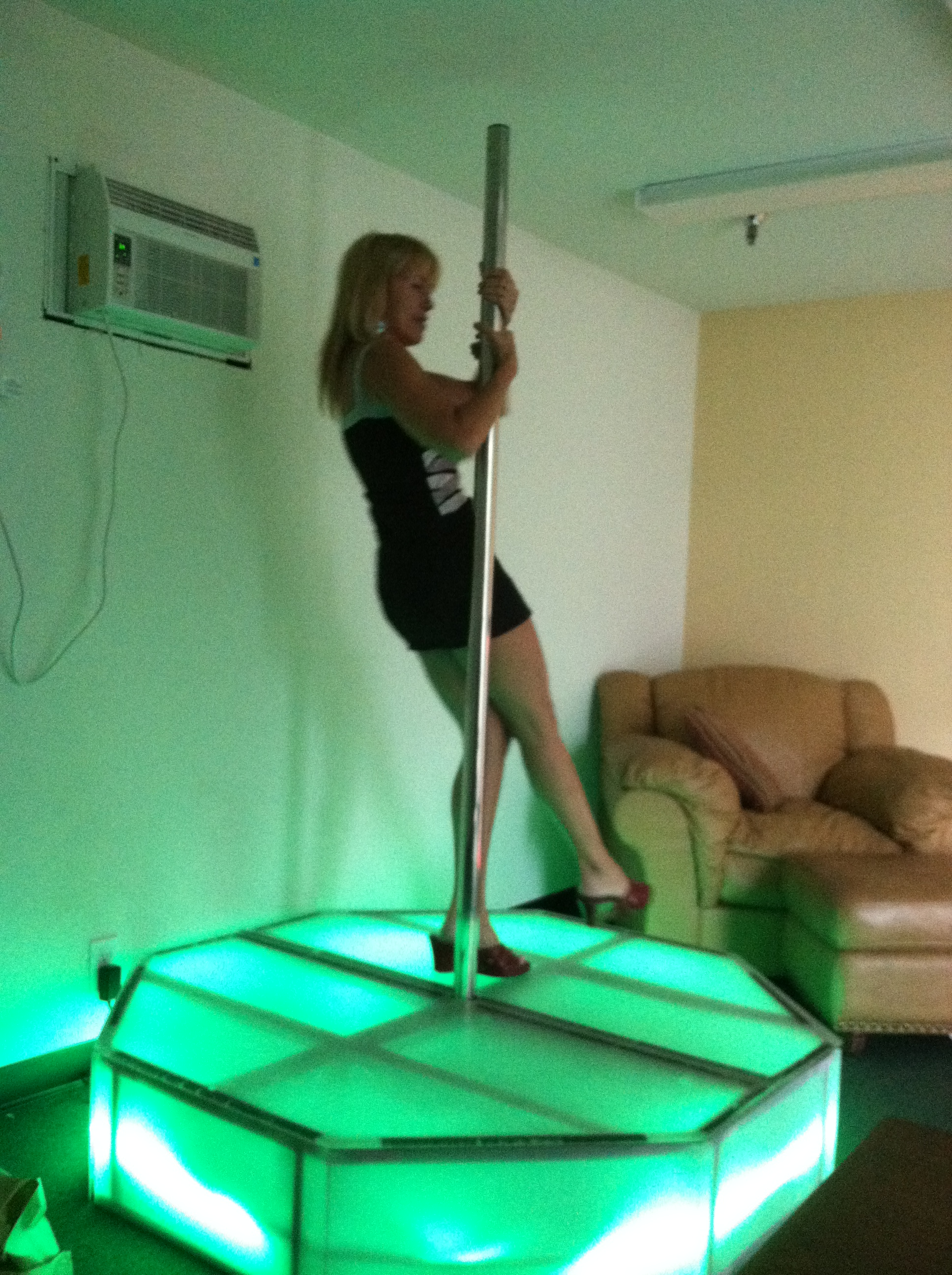 1 Stripper Dance Stages Of Orange County And L A California