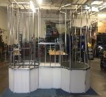 gogo cage, custom dance cage for parties
